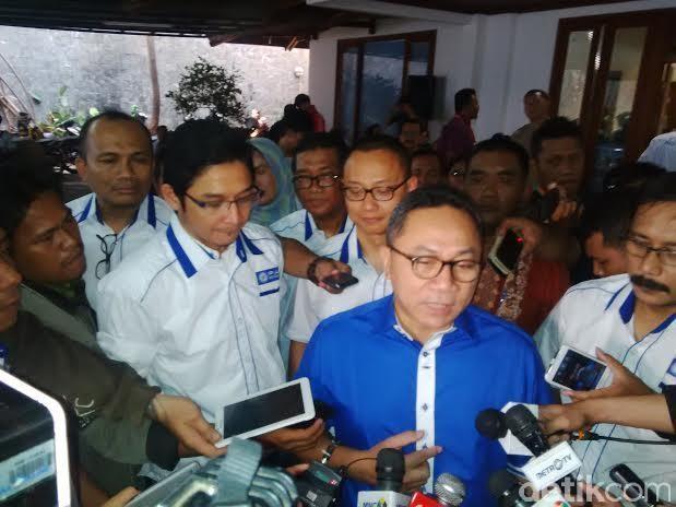 Soal Isu Reshuffle Kabinet, Ini Saran Ketua MPR untuk Menteri Kabinet Kerja