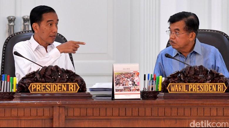 Jokowi Disarankan Copot Menteri yang Tak Punya Terobosan