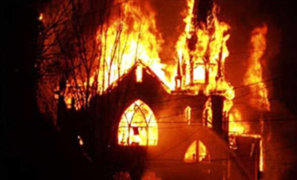 Dua Gereja di Yogyakarta dan Jawa Timur Dibakar, Buntut Teror Tolikara?