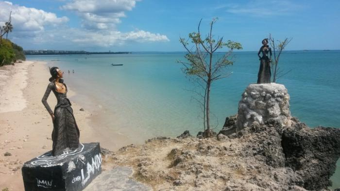 Pantai Batu Nona Kupang, Pantai Patah Hati