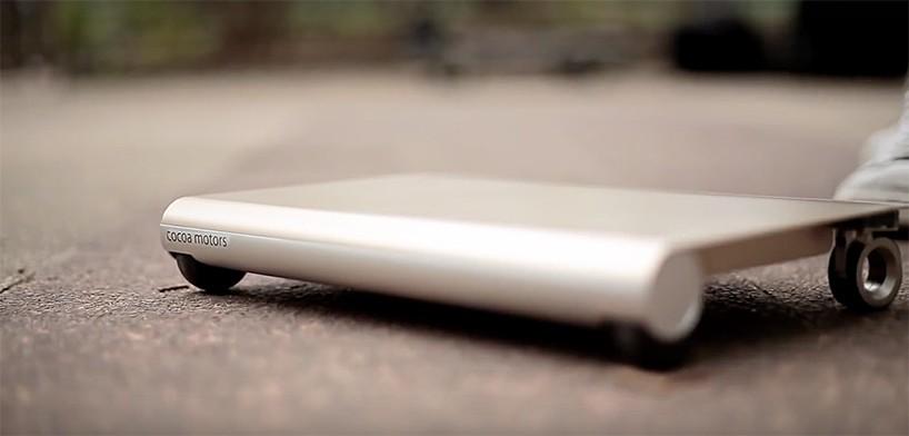 WalkCar, Alat Transportasi Canggih Masa Depan?
