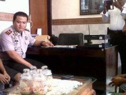 Walikota Kupang ketemu pencurinya di Polres