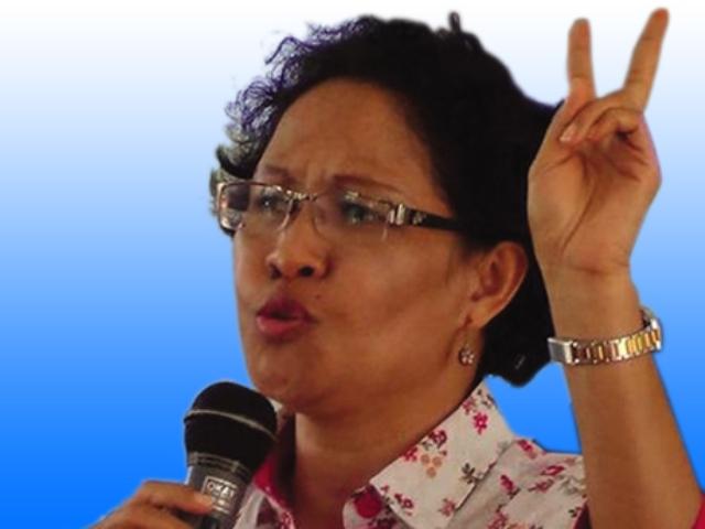 PDT. DR. Mery Kolimon Raih Penghargaan Internasional Silvya Michel Prize
