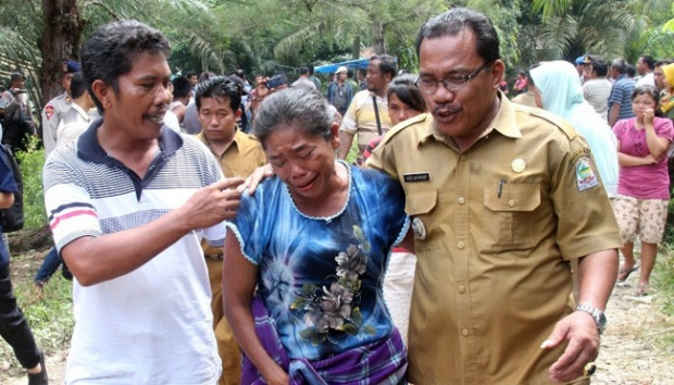 Tragedi Aceh Singkil: Isak Tangis Kala Gereja Dibongkar