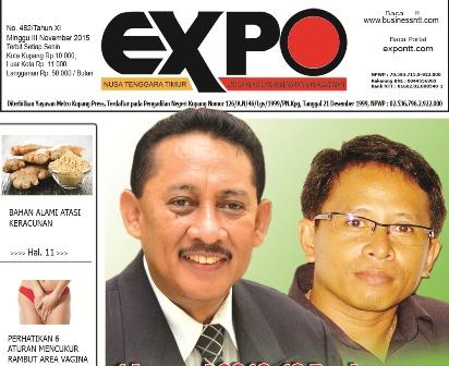 EXPO NTT Edisi 482 Minggu III November 2015