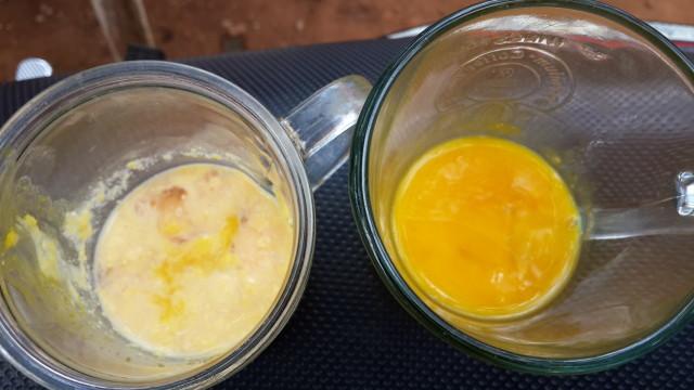 Diduga Telur Ayam Palsu Beredar di Kupang