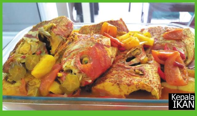 Angelica sajikan menu lezat khas Palembang