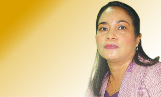Christien Samiyati Pati Penyaji Menu Presiden SBY