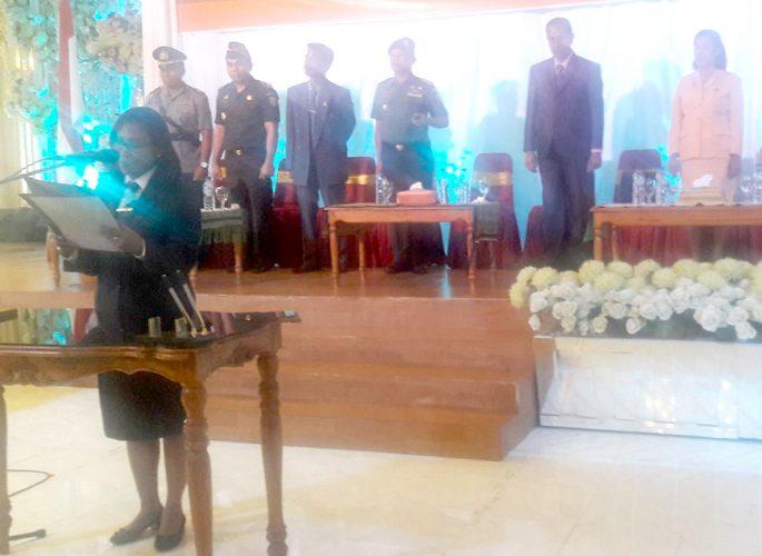 Mutasi Pejabat, Dua Kepala Dinas di Kota Kupang Non Job