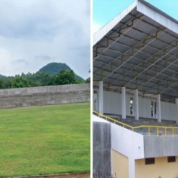 Stadion Marilonga songsong El Tari Memorial CUP 2017