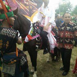 Presiden Imbau Pemda Jaga Kebudayaan Masayarakat Sumba