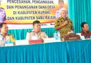 Dana desa untuk kesejahteraan rakyat Kabupaten Kupang