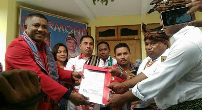 Harmoni Resmi Sabet SK Dukungan PKPI, Demokrat Menyusul