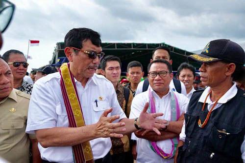 Tambak Garam Bipolo Kabuaten Kupang akan Dikembangkan Sampai 5.000 Hektare
