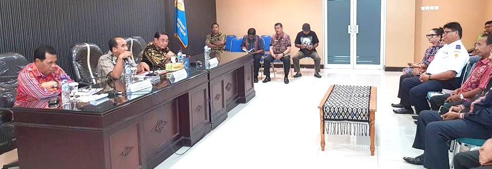 Walikota Titip Persoalan Kota Kupang Ke DPD