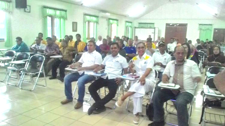 20 Ribu Massa akan Hadiri Deklarasi Pasangan Viktor-Josef di Ende