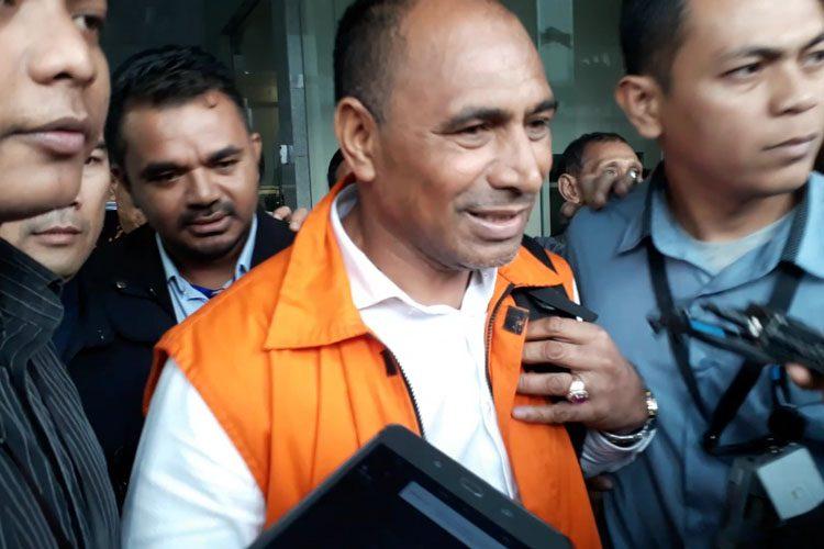 Marianus Sae Hadapi Ancaman Hukuman 20 Tahun Penjara
