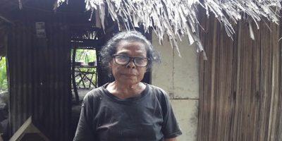 Kisah piluh Ibu Pareira di Raknamo
