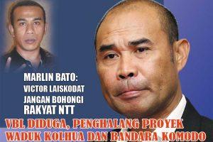 Gebrak NTT: Victor Laiskodat Jangan Bohongi Rakyat NTT
