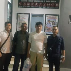 Tim Eksekusi Kejari Ende Tangkap Terpidana Korupsi PDAM Ende