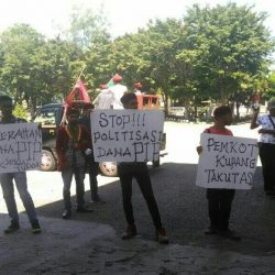 8 Bulan Jadi Wali Kota Kupang, Jefri Riwu Kore Di Demo PMKRI