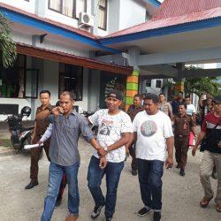 Jaksa dan Polisi Jemput Paksa Dua Terdakwa di Rutan