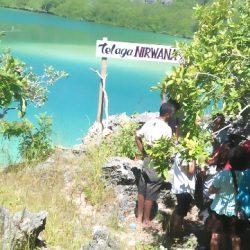 Telaga Nirwana Jadi Destinasi Wisata Baru di Pulau Rote