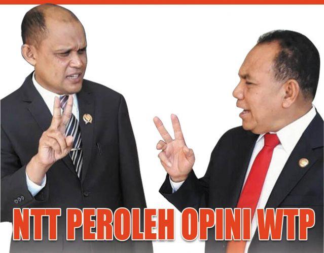 NTT peroleh opini WTP dari BPK