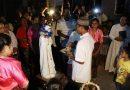 Di Sikka, Remaja Masjid AL Hidayah Tahtakan Patung Bunda Maria
