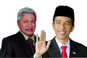 Bupati Kupang Ayub Titu Eki menyurati Presiden Jokowi