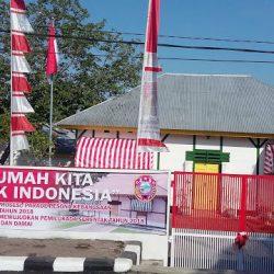 Rumah Situs Bung Karno Disegel Keluarga Ambuwaru