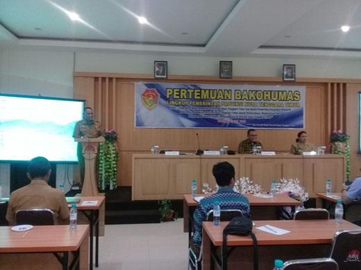 Bakohumas Lingkup Pemprov NTT Gandeng BPK Gelar Pertemuan Evaluasi Pembangunan Di NTT