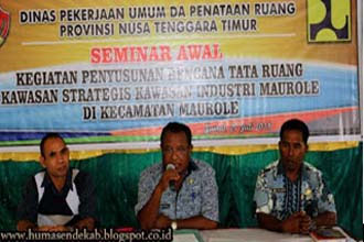 Marsel Petu Penyelessaian RTRW jadi prioritas