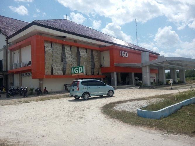 RSUD Naibonat Jadi Rumah Sakit Penyangga