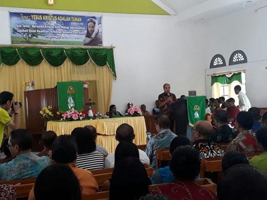 Wali Kota Kupang Minta BPJS Lebih Efektif Dalam Pelayanan