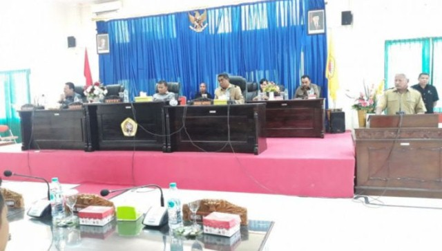 DPRD Kupang restui pengunduran diri Bupati Ayub