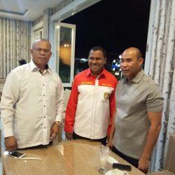 Gubernur lantik Sam Haning sebagai pengurus PERTINA