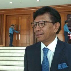 Bangun Trans Utara Flores, Johnny Plate: Sudah ada dana triliunan rupiah