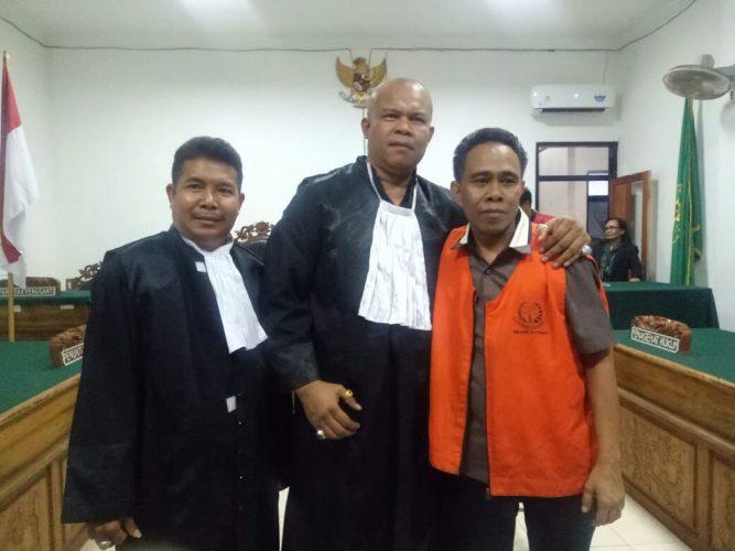 Semuel Haning gugat Kejari Kota Kupang
