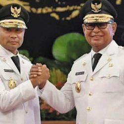 Presiden Jokowidodo Lantik Viktor dan Josef
