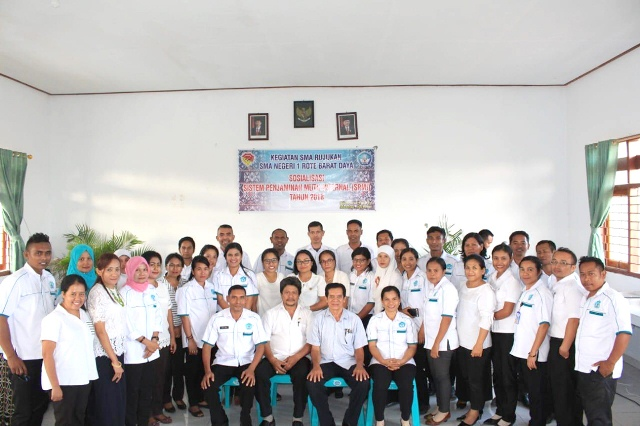 SMAN 1 RBD Adakan Pelatihan Jurnalistik Dan Sosialisasi SPMI