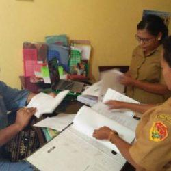 DPRD Ngada Dorothea Minta UPT Pendidikan Wilayah VIII Junjung Profesionalisme