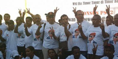 WNI eks Timtim dukung Prabowo-Sandi