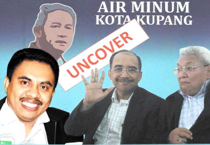 Gusti Brewon: Pemkot Urus Air PDAM Dulu, Sebelum Urus 'Air Mani'