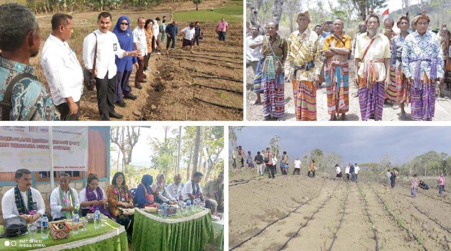 Care Internasioan dan CIS Timor luncurkan Desa Pengurangan Risiko di Kabupaten Kupang