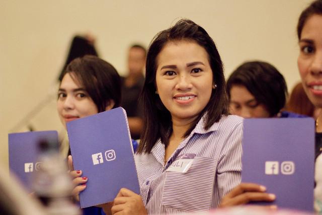 'IWAPI Goes Digital 2018' Bersama Facebook Latih 2000 Perempuan Wirausaha Indonesia