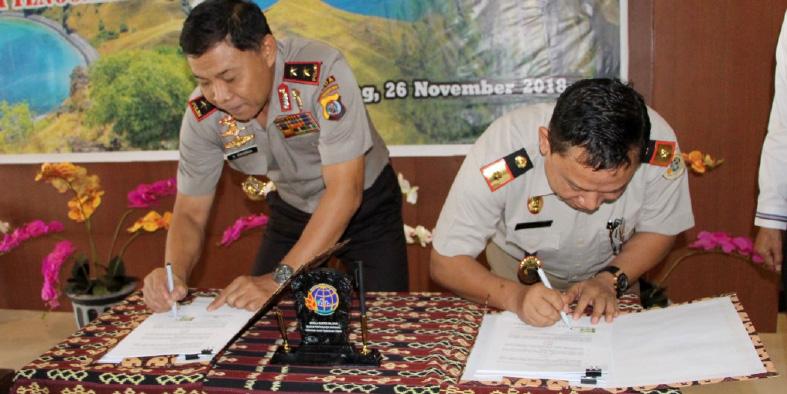 Polda NTT dan BPN NTT Kerja Sama Berantas Mafia Tanah