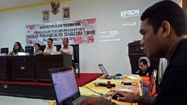 DPT Pemilu 2019 Sebanyak 3.391.616 Pemilih