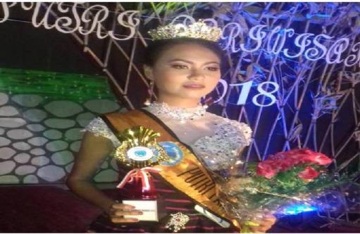 Angel Putri Pariwisata Nagekeo 2018