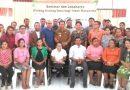 Para Pendeta GMIT di Rote dibekali Mengawasi Dana Desa